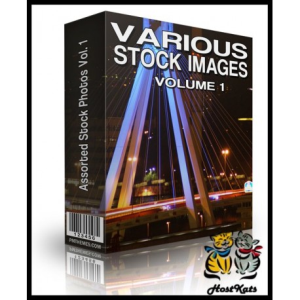 Various Stock Images Vol. 1 | Software | Design Templates