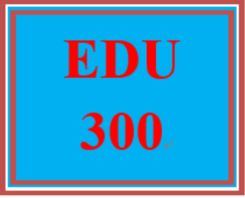 First Additional product image for - EDU 300 BSED Program Orientation