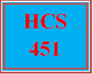 HCS 451 Week 1 Continuous Quality Improvement Timeline | eBooks | Education