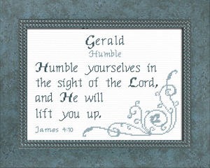 name blessings - gerald