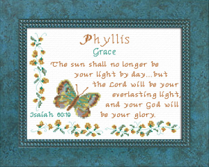 name blessings - phyllis