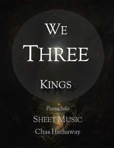 We Three Kings Sheet Music | eBooks | Sheet Music