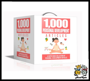 1000 Personal Development Articles | eBooks | Business and Money
