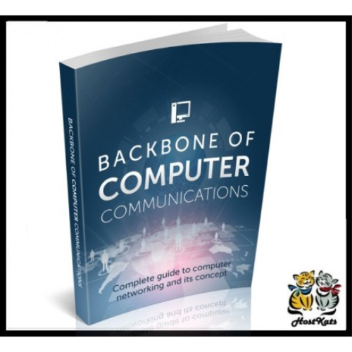 First Additional product image for - Backbone of Computer Communications