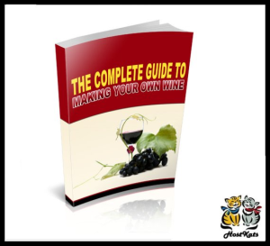 Complete Guide To Making Your Own Wine   eBooks   Reference