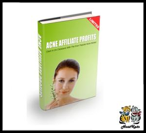 Acne Affiliate Profits   eBooks   Reference