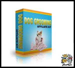 dog grooming affiliate kit