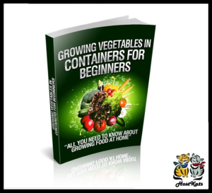 Growing Vegetables In Containers For Beginners | eBooks | Reference