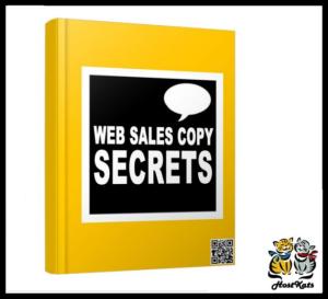 Web Sales Copy Secrets   eBooks   Business and Money