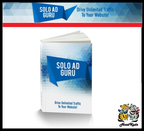 Second Additional product image for - Solo Ad Guru