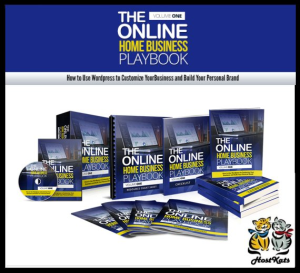 Online Home Business Playbook | eBooks | Business and Money
