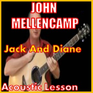 Learn to play Jack And Diane by John Mellencamp | Movies and Videos | Educational