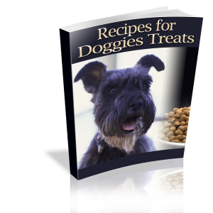 recipes for a doggies treat