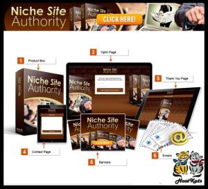 niche site authority ecourse