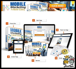 Mobile Marketing Made Easy Ecourse | eBooks | Business and Money