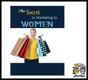 The Secret To Marketing To Women | eBooks | Business and Money