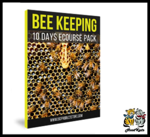 10 days beekeeping ecourse pack