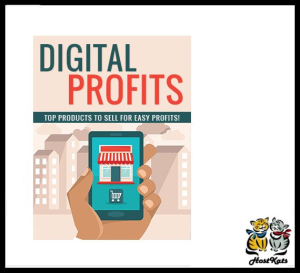 Digital Profits | eBooks | Reference