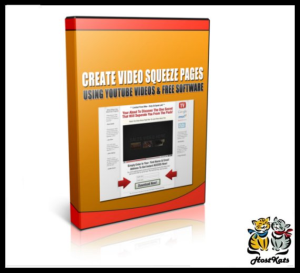 Create Video Squeeze Pages Using YouTube Videos and Free Software | Software | Design Templates