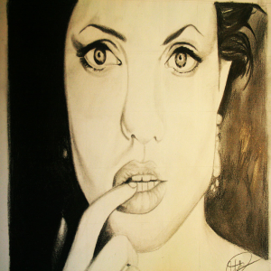 Angelina Jolie Print | Photos and Images | Fine Art