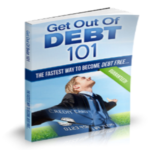 get out of debt 101: the fastest way to become debt free