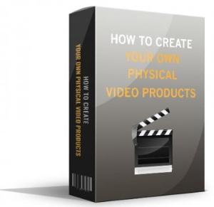 How To Create Your Own Physical Video Products | eBooks | Other