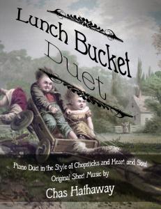 lunch bucket duet sheet music