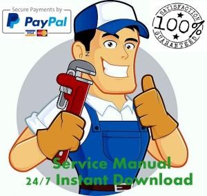 case ih farmall 85u, 95u, 105u tractor service manual download