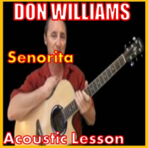 learn to play senorita by don williams