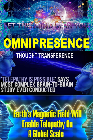 First Additional product image for - Etheric Telepathy - Omnipresent- Thought Amplification