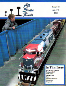 all scale rails issue 18 january / february 2018