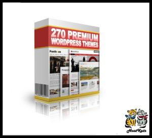 270 premium wordpress themes