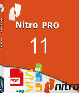 nitro pro 11 full version pdf viewer, creator, editor, converter