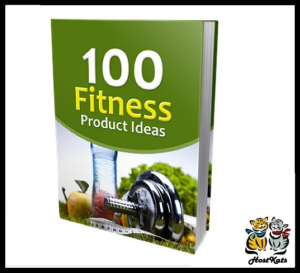 100 Fitness Product Ideas - eBook   eBooks   Reference