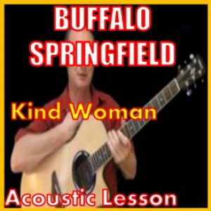Learn to play Kind Woman by Buffalo Springfield | Movies and Videos | Educational