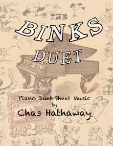 The Binks Duet MP3 | eBooks | Sheet Music