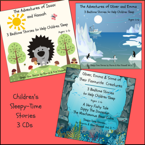 First Additional product image for - 9 x Bedtime Stories to help kids sleep. Compilation Set