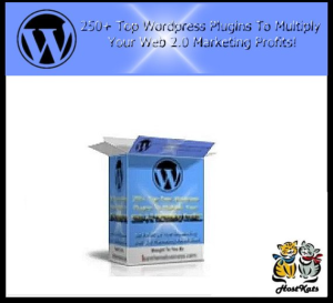 250 WordPress Plugins | Software | Utilities