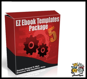 EZ Ebook Templates Package V5 | Software | Design Templates