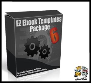 ez ebook templates package v6