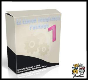 ez ebook templates package v7