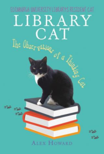 library cat: the observations of a thinking cat       howard alex      2016