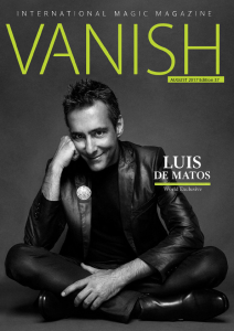 Vanish Magic Magazine 37 | eBooks | Entertainment