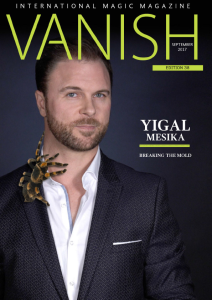 vanish magic magazine 38