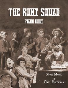 The Runt Squad Sheet Music PDF | eBooks | Sheet Music