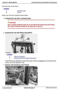 download john deere 7430 & 7530 premium (european edition) tractors service repair manual tm8042