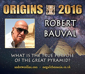 ROBERT BAUVAL What is the True Purpose of the Great Pyramid? | Movies and Videos | Documentary