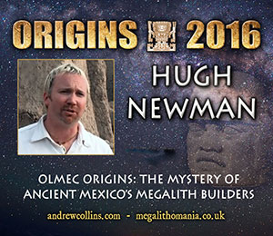 hugh newman olmec origins: the mystery of ancient mexico's megalith builders