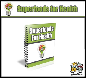 Superfoods For Health | eBooks | Food and Cooking