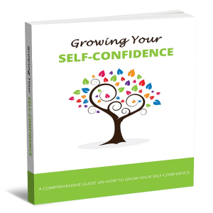 growing your self-confidence